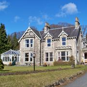 Claymore Guest House. Pitlochry
